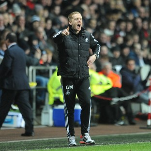 Garry Monk was thrilled with his side's display