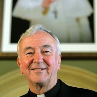 Blackpool Citizen: The Most Reverend Vincent Nichols, the Archbishop of Westminster, has been created a Cardinal