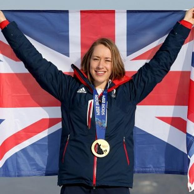 Blackpool Citizen: Lizzy Yarnold described her Sochi experience as 'incredible'
