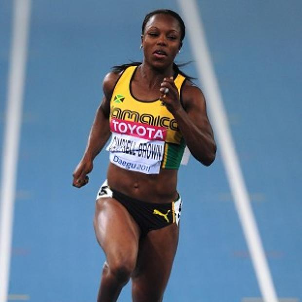 Blackpool Citizen: Veronica Campbell-Brown has been cleared to race again