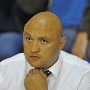 Blackpool Citizen: Huddersfield coach Paul Anderson was happy to take a point from a 12-12 draw with Leeds