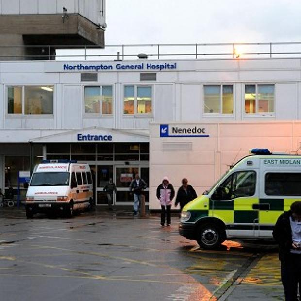 Blackpool Citizen: Michael Parkes no longer wanted to live, the inquest at Northampton General Hospital was told