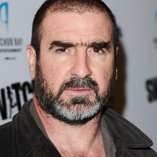 Blackpool Citizen: Eric Cantona, the former Manchester United star, was arrested in London