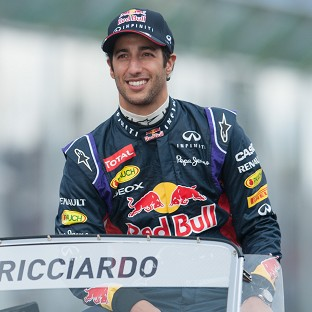Daniel Ricciardo was disqualified due to a technical fuel infringement