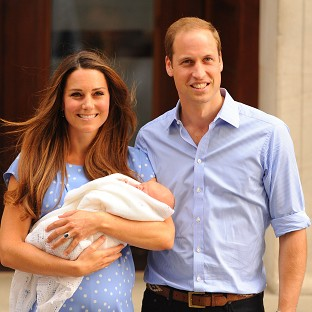 William and Kate are said to be delighted nanny Maria Teresa Turrion Borrallo has decided to join their royal household to look after Prince George