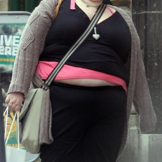 Blackpool Citizen: England's chief medical officer said too many people may be ignoring the growing problem of obesity