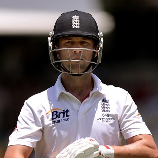 Jonathan Trott will be back for Warwickshire on Tuesday