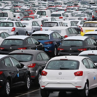 New car sales for March took the year-so-far total to 688,122