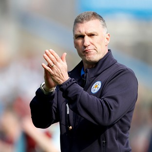 Nigel Pearson insists he will not be watching Saturday's results with bated breath