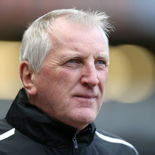 Ronnie Moore has been sacked by Tranmere