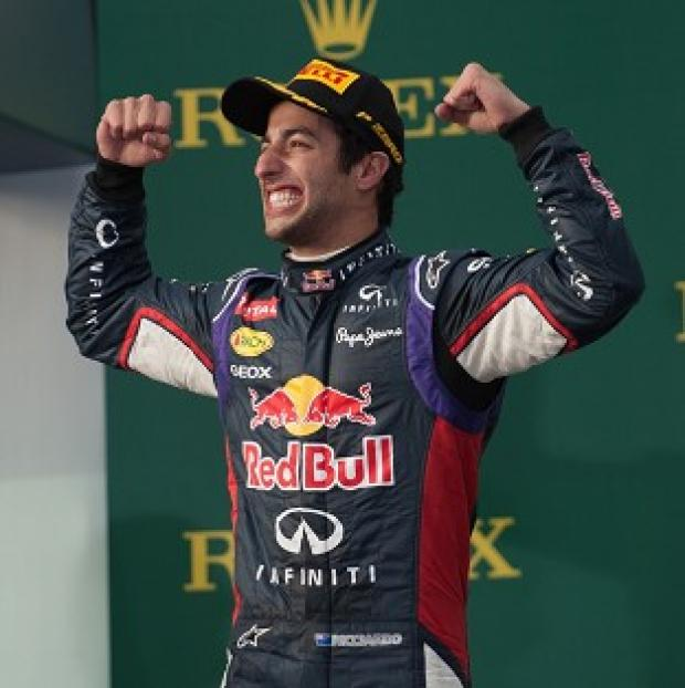 Blackpool Citizen: Daniel Ricciardo's joy in Melbourne was short-lived