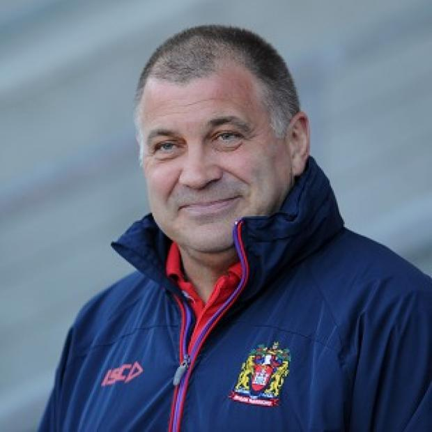 Blackpool Citizen: Shaun Wane was chuffed with the result