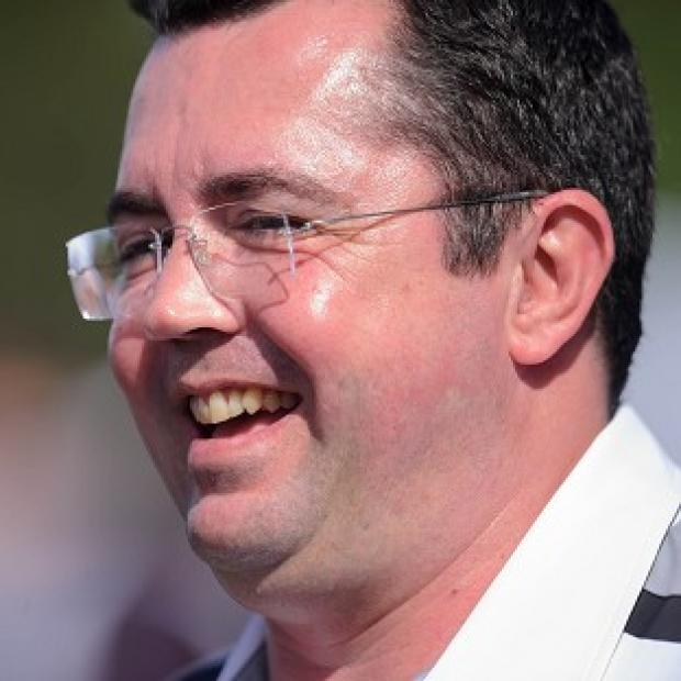 Blackpool Citizen: There is no need for McLaren to panic according to racing director Eric Boullier