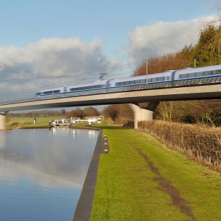 Around 500 wildlife sites will be affected if the proposed HS2 rail link goes ahead, wildlife campaigners say
