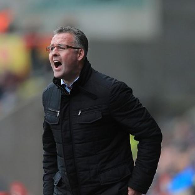 Blackpool Citizen: Aston Villa manager Paul Lambert believes that Premier League survival is still in their hands