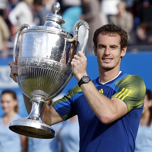 Andy Murray faces a tough test to retain his Aegon Championships crown