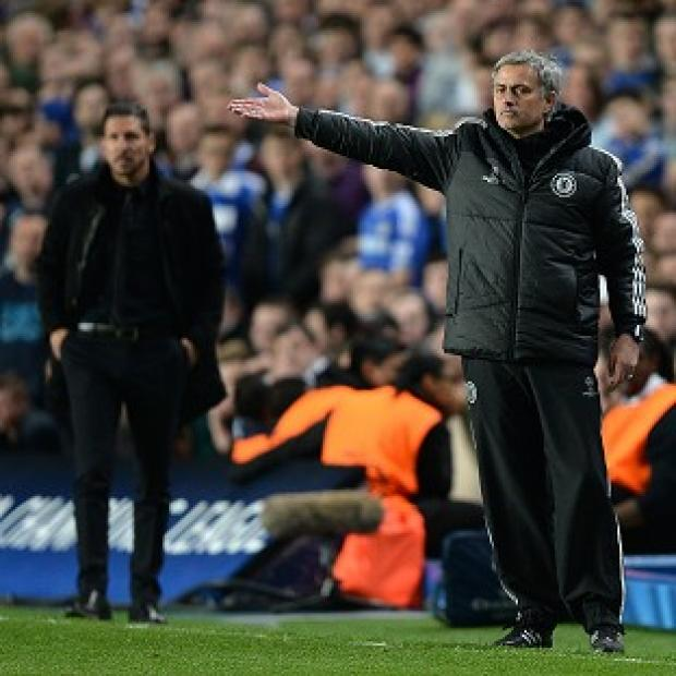 Blackpool Citizen: Jose Mourinho and Chelsea look set to finish the season trophyless after their Champions League semi-final defeat