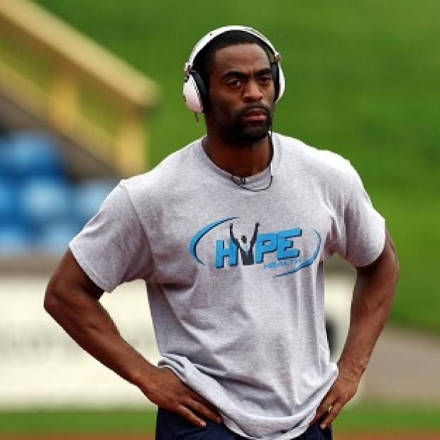 Blackpool Citizen: Tyson Gay has accepted a two-year ban