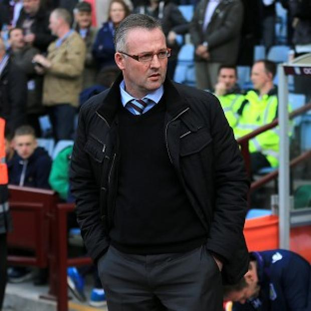 Blackpool Citizen: Aston Villa manager Paul Lambert, pictured, remains unsure of owner Randy Lerner's plans for the club