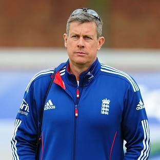 Ashley Giles is bitterly disappointed to have lost out on the role of England head coach