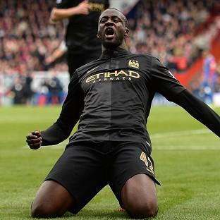 Blackpool Citizen: Yaya Toure has been influential for Manchester City