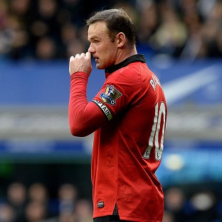 Wayne Rooney remains an injury doubt for Manchester United