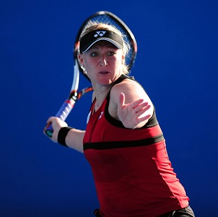 Former British number one Elena Baltacha died of liver cancer aged 30 on Sunday