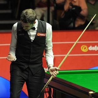 Blackpool Citizen: Mark Selby, pictured, beat Ronnie O'Sullivan 18-14 to win the Dafabet World Snooker Championship