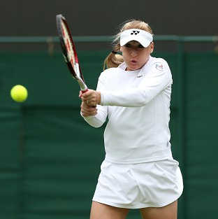 Elena Baltacha died of liver cancer on Sunday
