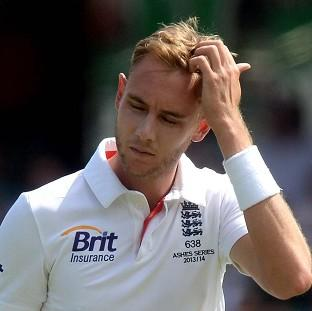 Blackpool Citizen: Stuart Broad will miss England's ODI series against Sri Lanka due to a knee injury