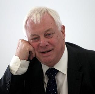 Blackpool Citizen: Lord Patten is standing down with immediate effect