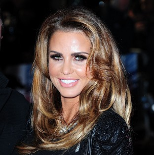 Pregnant Katie Price told her fans on Twitter that she is getting divorced