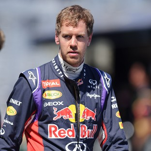 Sebastian Vettel will start 15th in Barcelona