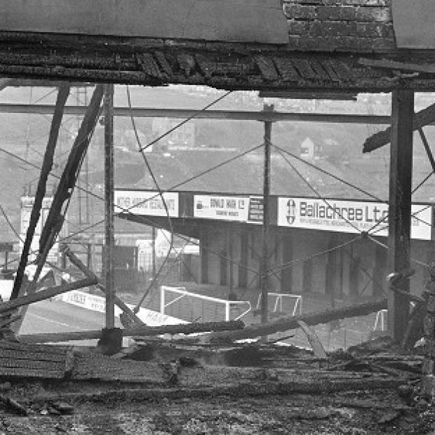 Blackpool Citizen: Fifty-six people died in the Bradford City fire tragedy 29 years ago