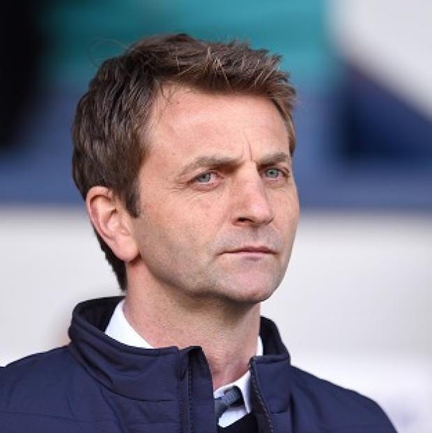 Blackpool Citizen: Tim Sherwood wants to get straight back into management
