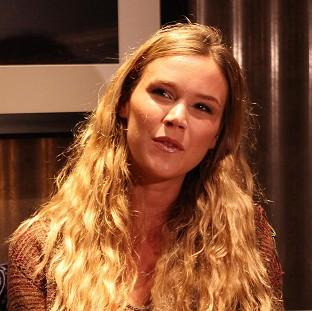 Joss Stone was targeted by the two men