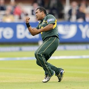 Samit Patel helped to send Outlaws supporters home happy