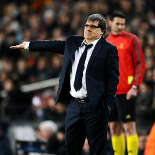 Gerardo Martino has stepped down as Barcelona manager