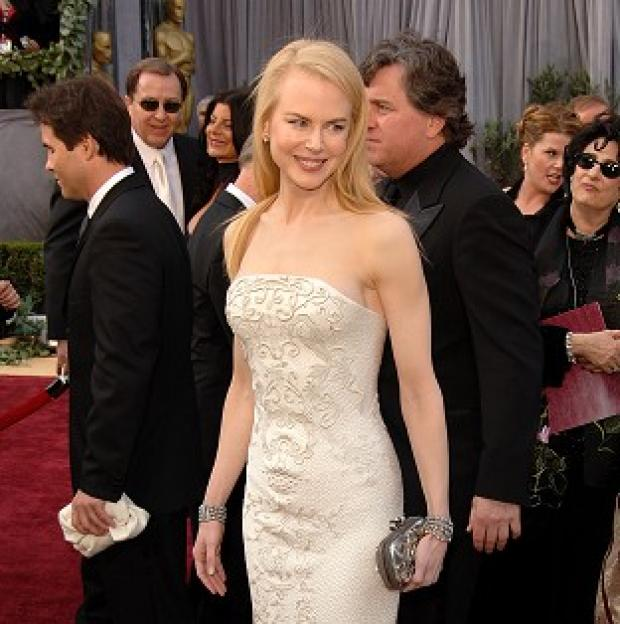 Blackpool Citizen: Nicole Kidman has said she would give up her movie career for her family