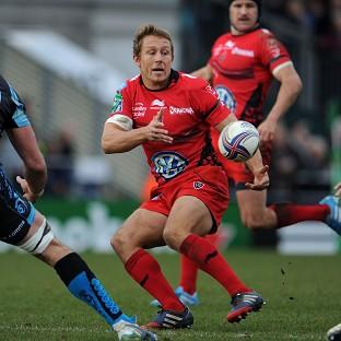 Blackpool Citizen: Jonny Wilkinson will call time on his playing career at the end of the season