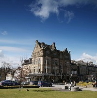 Harrogate 'happiest place to live'