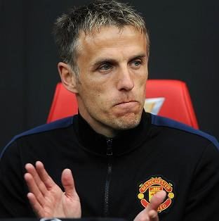 Phil Neville does not yet know his