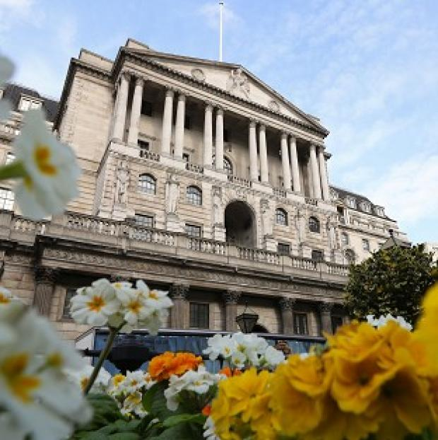 Blackpool Citizen: The Bank of England has kept interest rates at 0.5% since 2007