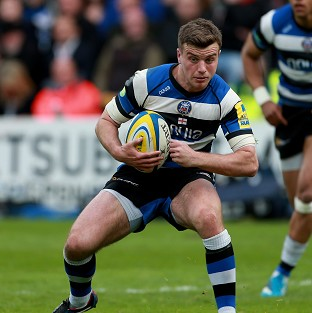George Ford is an injury doubt for England