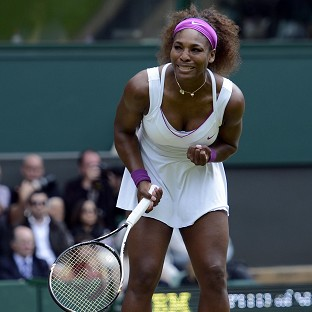 Serena Williams is the French Open's defending champion