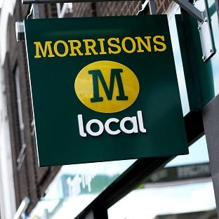 Chief executive of Morrisons