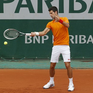 Djokovic upset by stricken homeland