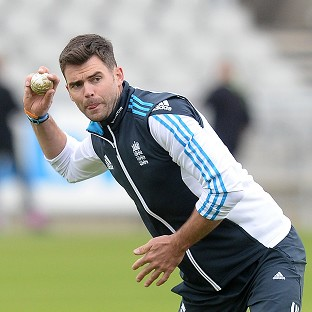 James Anderson has big plans for England's new era