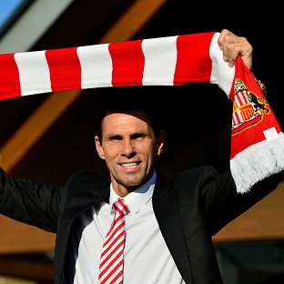 Sunderland head coach Gus Poyet is looking forward to a