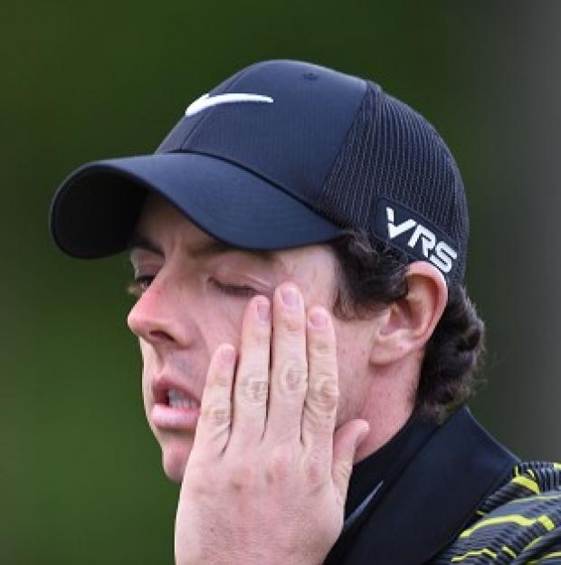 Blackpool Citizen: Rory McIlroy had a day to forget at Muirfield Village